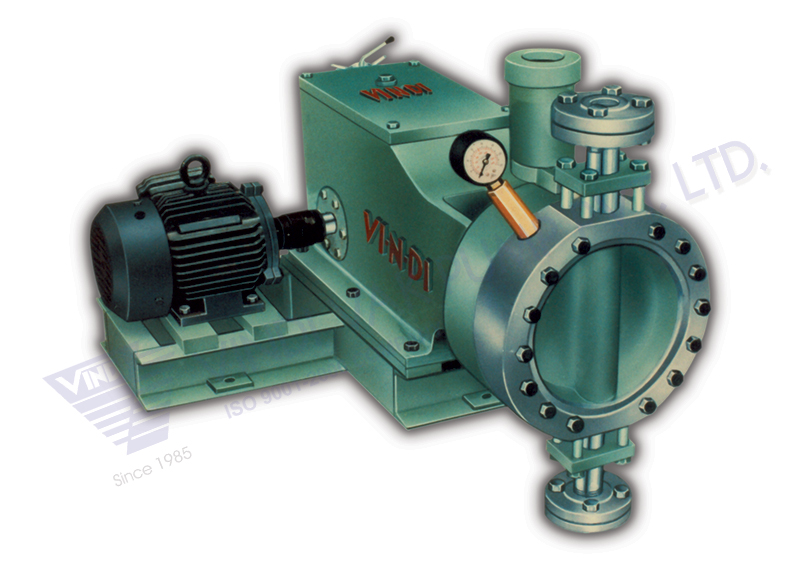 "DIAPHRAGM TYPE PUMP (""VS"" / ""VD"" SERIES)"